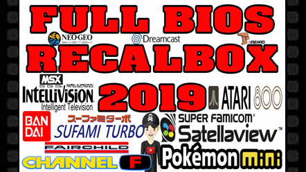 FULL BIOS BATOCERA RECALBOX